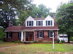 Traditional in Meadowbrook, Norfolk